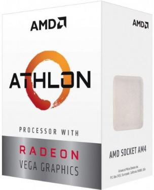 Процессор AMD Athlon 200GE BOX [YD200GC6FBBOX]