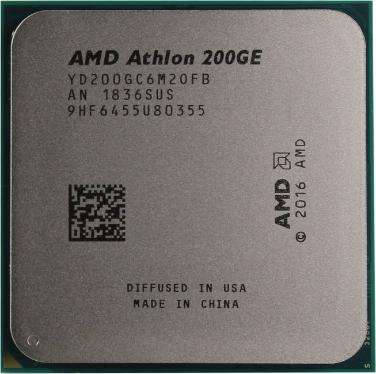 Процессор AMD Athlon 200GE Tray [YD200GC6M2OFB]