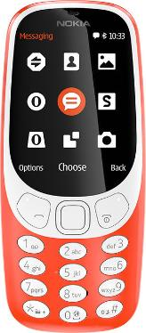 Телефон Nokia 3310 DS Warm Red