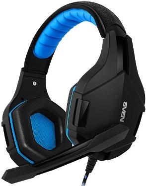 Гарнитура Sven AP-G851MV Black-Blue [SV-016814]