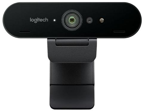 Web-Камера Logitech Brio Stream UltraHD Black [960-001194]