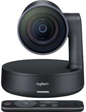 Web-Камера Logitech Rally UltraHD PTZ Black [960-001227]