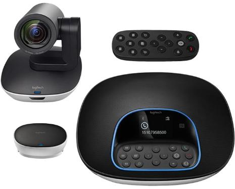 Web-Камера Logitech Rally Plus UltraHD PTZ [960-001224]