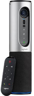 Web-Камера Logitech ConferenceCam Connect Silver [960-001038]
