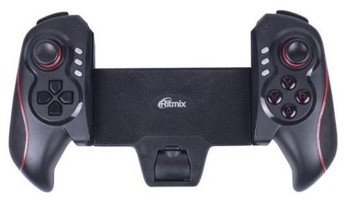 Геймпад Ritmix GP-050BTH Black-Red Wireless
