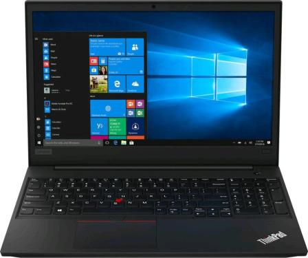 Ноутбук LENOVO ThinkPad E590 [20NB0012RT]